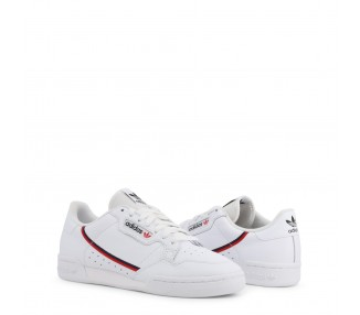 scarpe sneakers unisex adidas continental80 colore bianco