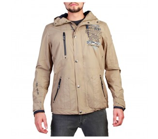 giacche uomo geographical norway clement man colore marrone
