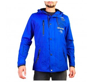 giacche uomo geographical norway clement man colore blu