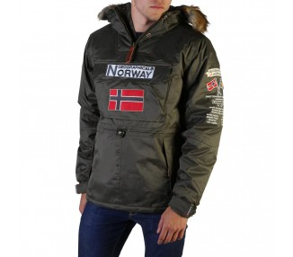 giacche uomo geographical norway barman man colore verde