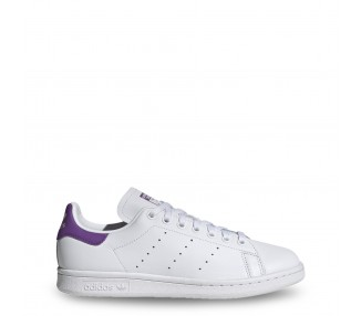 scarpe sneakers donna adidas stansmith colore bianco