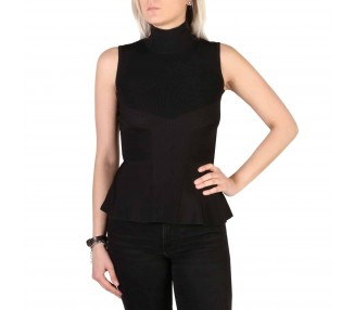 top donna guess 82g504 5418z nero