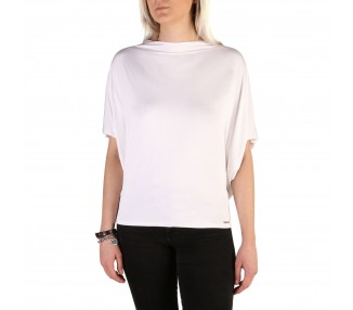 top donna guess 72g603 6494z bianco
