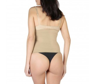 pancera modellante donna bodyboo bb1050 marrone