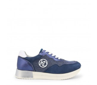scarpe sneakers donna henry cottons hayling blu