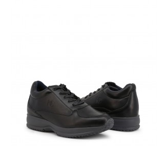 scarpe sneakers donna henry cottons gunny nero