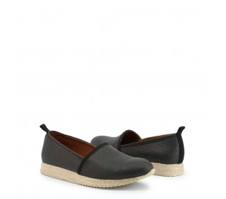 scarpe slip-on donna henry cottons greater 161w741105 nero