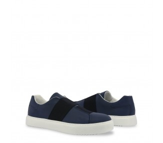 scarpe slip-on uomo armani exchange 955057 8p413 blu