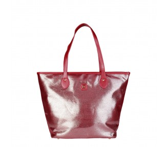 shopping bag donna laura biagiotti lb17w100-37 rosso