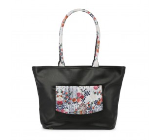 Borsa shopping bag donna laura biagiotti lb18s258-3 colore nero