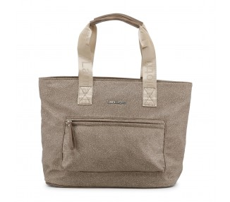 Borsa shopping bag donna laura biagiotti lb18s103-4 colore marrone