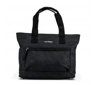 Borsa shopping bag donna laura biagiotti lb18s103-4 colore nero