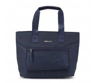 Borsa shopping bag donna laura biagiotti lb18s103-4 colore blu