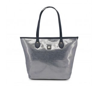 Borsa shopping bag donna laura biagiotti lb18s100-37 colore blu