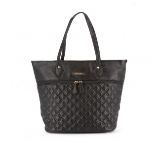 Shopping bag donna laura biagiotti lb18w102-2 pelle sintetica nero
