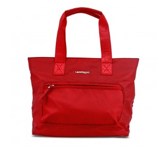 shopping bag donna laura biagiotti lb18s103-4 rosso