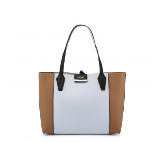 Borsa shopping bag donna guess hwae64 22150 pelle sintetica colore bianco