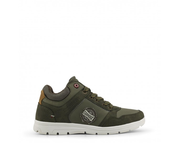 reputable site fa366 bc1bc Acquista scarpe sneakers uomo carrera jeans cam825055 colore verde in  vendita su HabibiShop.it