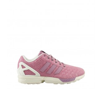 scarpe sneakers donna adidas zx-flux colore rosa