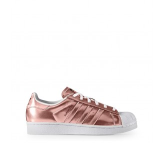 scarpe sneakers donna adidas superstar colore rosa
