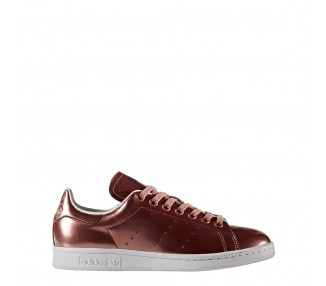 scarpe sneakers donna adidas stansmith colore rosso