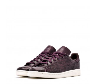 scarpe sneakers unisex adidas stansmith colore viola