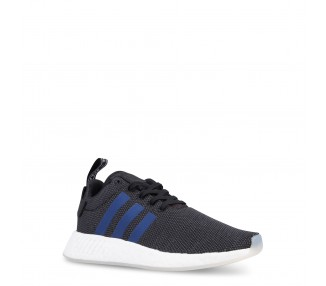 scarpe sneakers unisex adidas nmd-r2-w colore blu