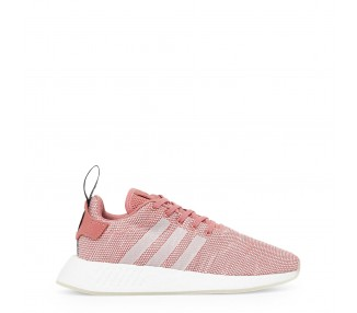 scarpe sneakers donna adidas nmd-r2-w colore rosso