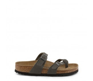 infradito donna birkenstock mayari oiled colore marrone