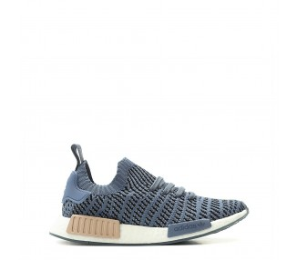 scarpe sneakers donna adidas nmd-r1 stlt colore blu